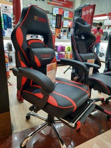 Cadeira gamer gt red  - Foto 3