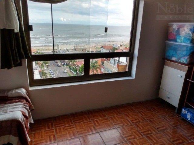 Vista eterna pro mar / 50m da praia - Apartamento 1 dormitório na Prainha em Torres / RS - Foto 4