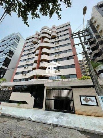 Apartamento Nascente Localizado na Ponta Verde com 100m², 3 quartos sendo 1 suíte