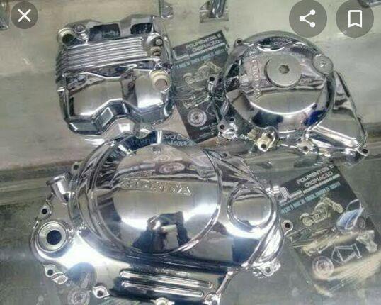 Moto pintura metalizada  - Foto 2
