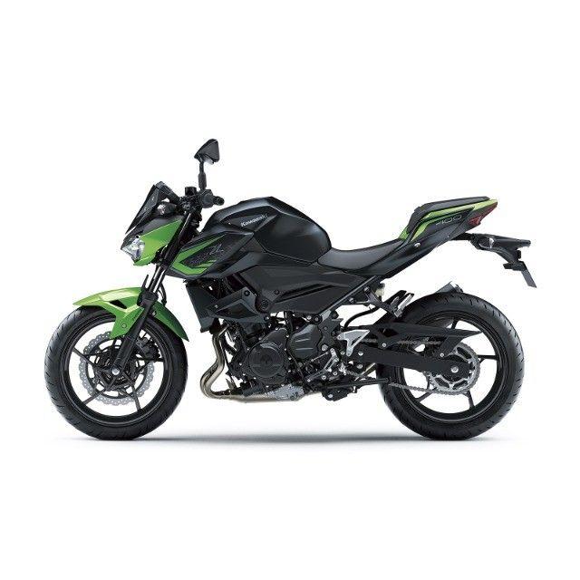 Kawasaki Z400 (2021) - Foto 10
