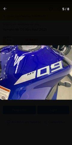 Yamaha MT-09 - Foto 3