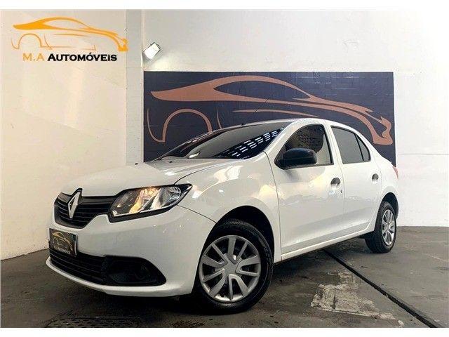 Renault logan 1.0 flex o mais barato - Foto 2