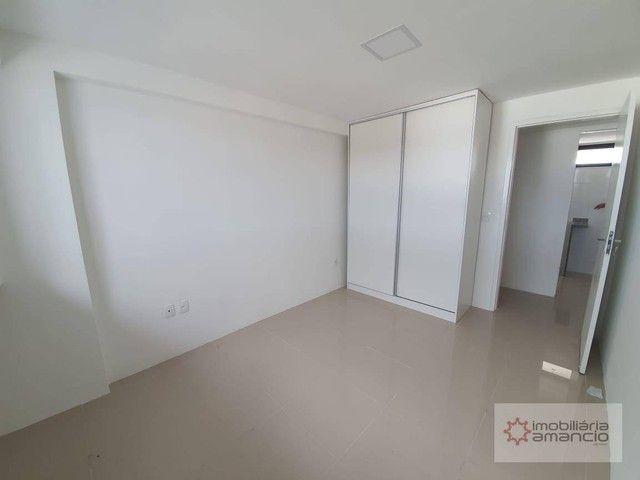 Apartamento com 1 dormitório à venda, 40 m², no Edf Belleville - Universitário - Caruaru/P - Foto 3