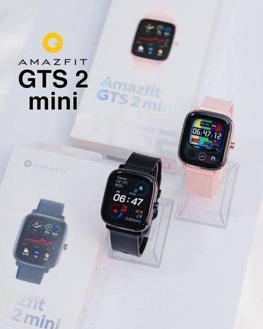 Amazfit GTS 2 mini originais lacrados entrega grátis  - Foto 5