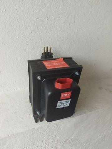 Transformador de 110v para 220v - 500 VA - Foto 2
