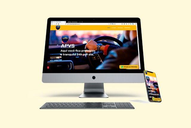 Site Profissional para sua empresa ficar mais conhecida