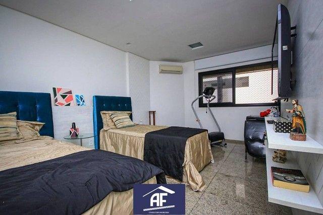 Apartamento de alto padrão com vista permanente para o mar, 4 suítes - Maceió/AL - Foto 12