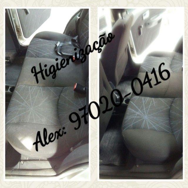 Higienização automotiva  - Foto 3