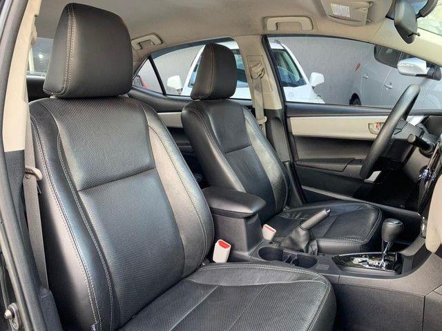 Toyota Corolla 2019 automático 1.8 Flex 16v GLI - Foto 4