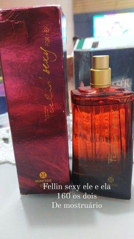Perfumes e produtos de beleza Bacana pra sair logo todos a pronta entrega  - Foto 4