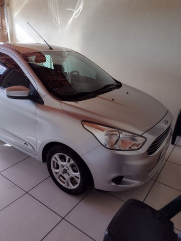 Ford Ka SEL sedã 1.5 2016. Sem detalhes - Foto 3