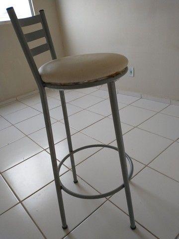 Cadeira de balcão - Foto 2