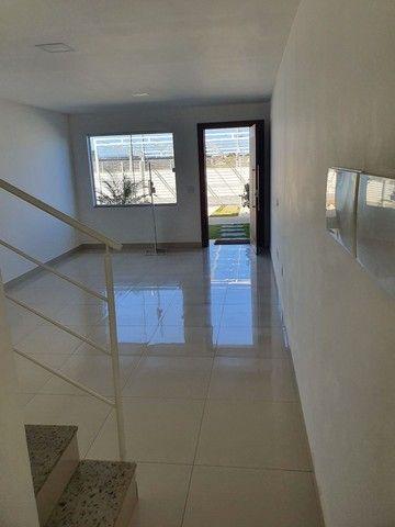 Casas com 3 qts sendo um suíte em condomínio fechado!!! - Foto 9