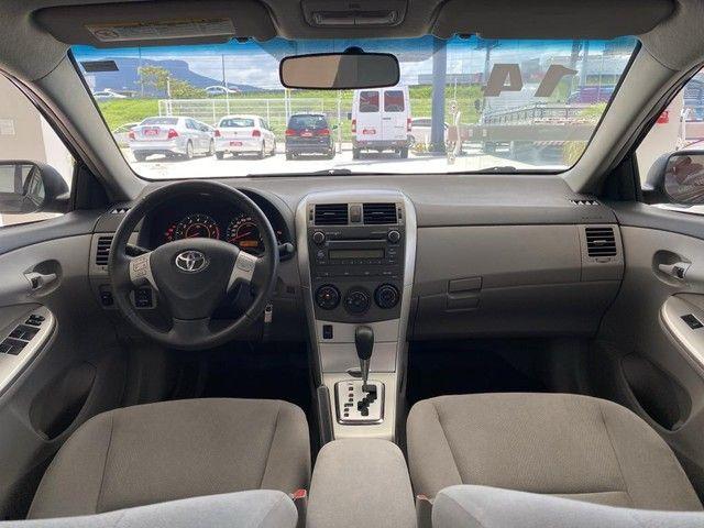 Toyota Corolla GLI 1.8 Flex Automtico Completo 2014 - Foto 10