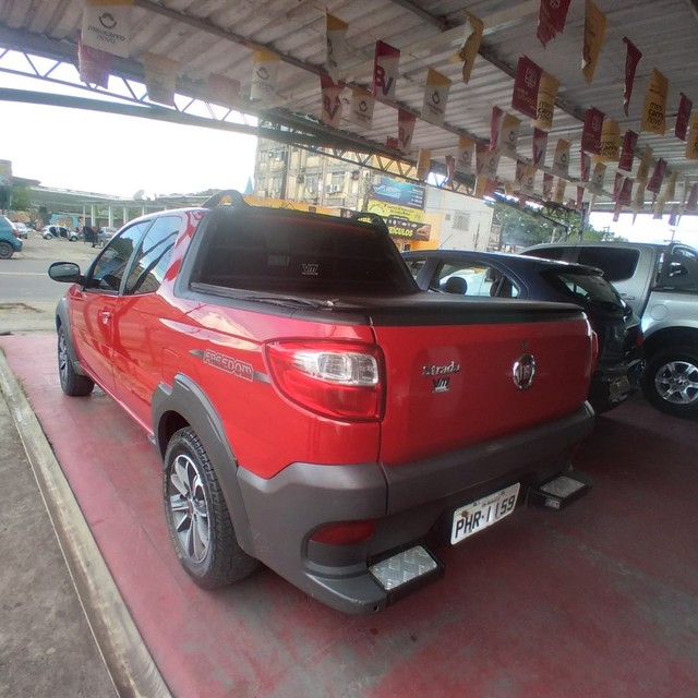 Fiat strada 2019 1.4 Working 3 portas CD completa financia se - Foto 2