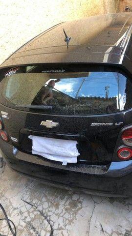 Vendo Chevrolet Sonic 2012 - Foto 2