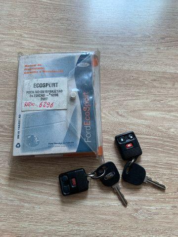 Vendo Ecosport 2007 completa - Foto 12
