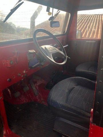 Jeep Willys 1969 a venda super revisado !!!  - Foto 4