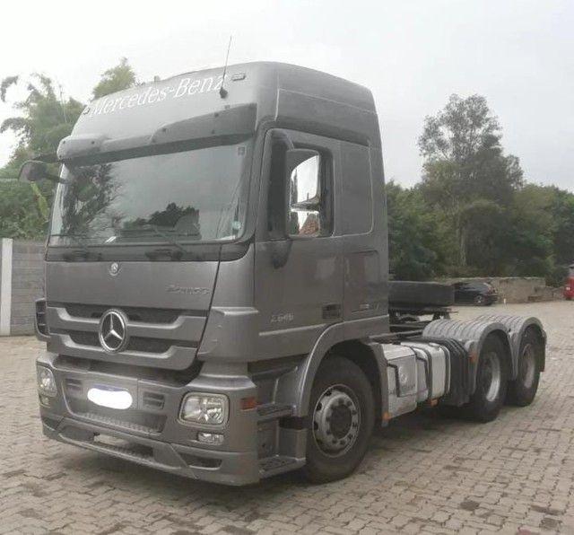 Mercedes-Benz 2644 2012 - Foto 2