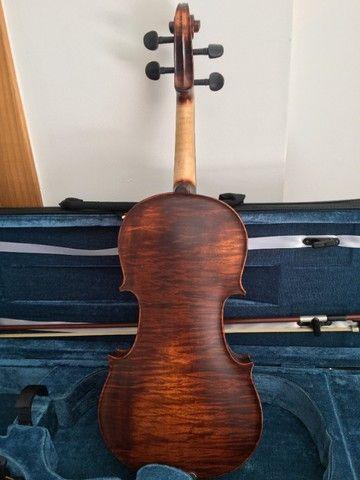 Violino Eagle VE244 4/4 Envelhecido - Foto 4