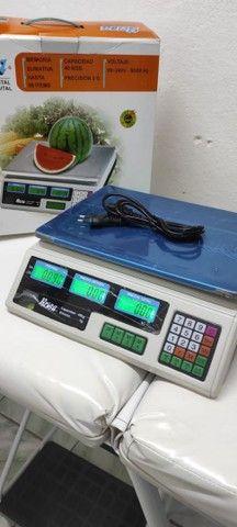 Balança digital eletrônica comercial até 40kg