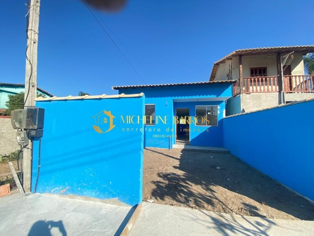 Ca/Casa a venda com ótima localização em Unamar - Cabo Frio.