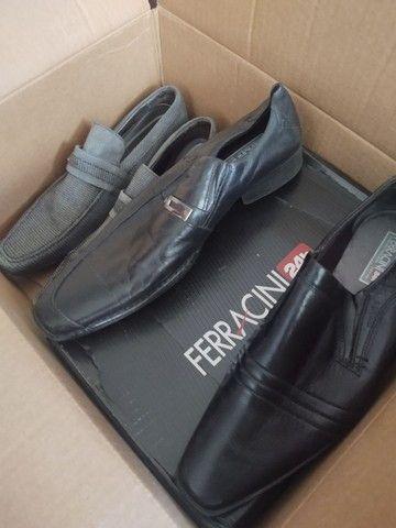 Sapato de couro  - Foto 3