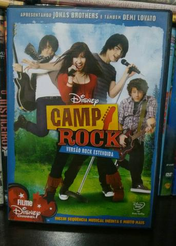 DVD Camp Rock
