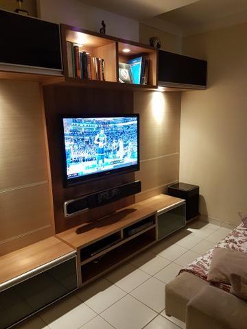 Apartamento totalmente mobiliado e decorado
