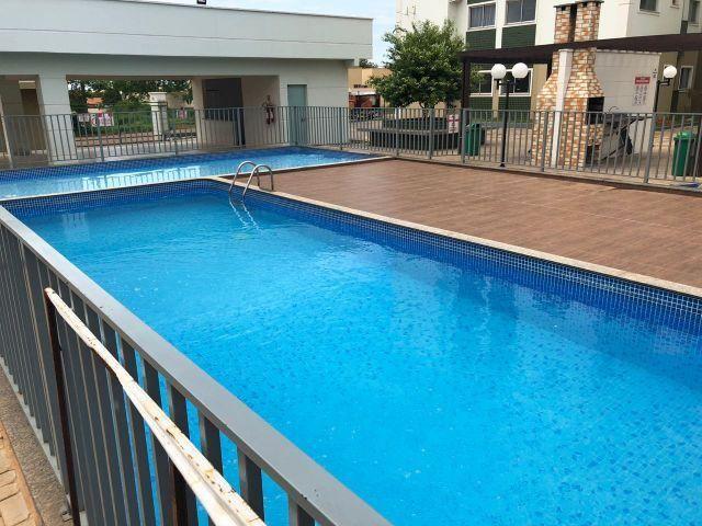 Apartamento 2 Quartos c/ piscina na Qd 405 Norte