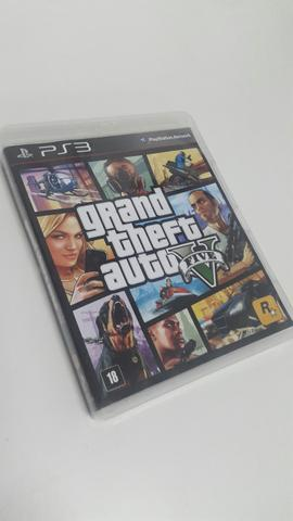 GTA V PS3 Troco por jogo PS4
