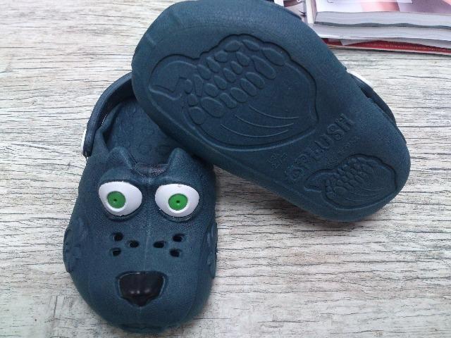 Croc infantil