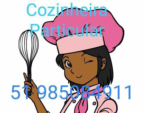 Cozinheira Particular