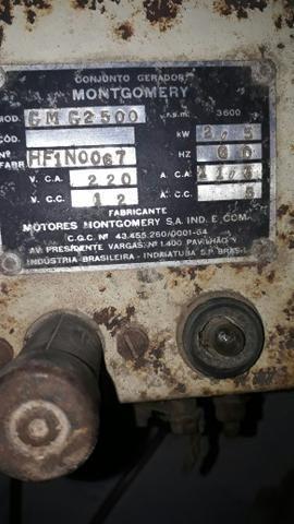Gerador a gasolina