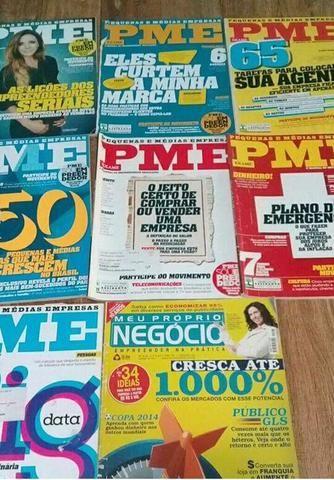 Revistas - Exemplares EXAME PME