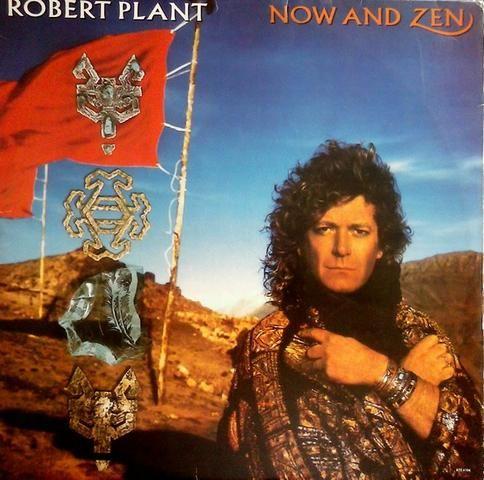 Robert Plant - Now and Zen (vinil, usado)