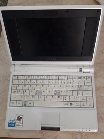Netbook Asus (tirar peças ou conserto)