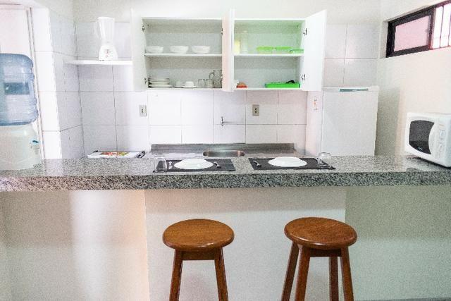 Flat 103, 4º pavimento Boa Viagem, completíssimo, Praia e Shopping Center - Foto 13