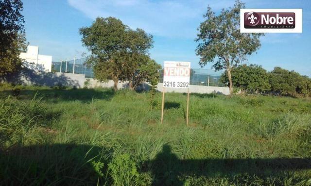 Terreno à venda, 2067 m² por r$ 399.000 - plano diretor norte - palmas/to - Foto 2