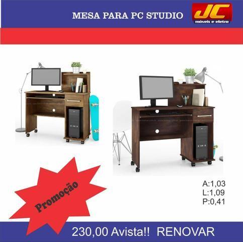Mesa para pc studio