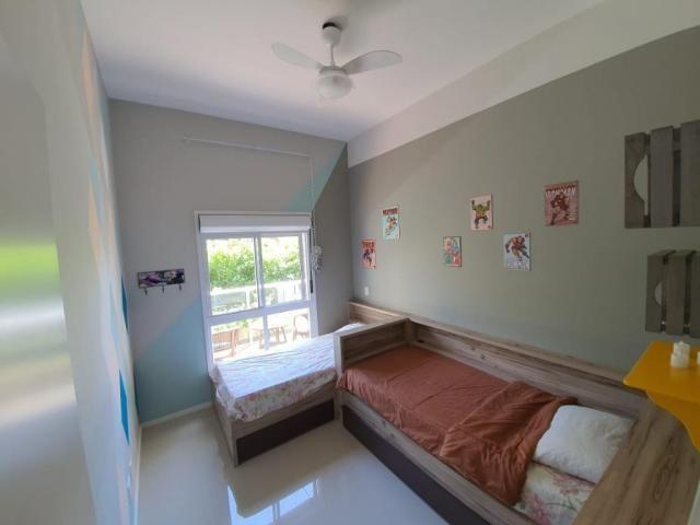Apartamento garden com 2 dormitórios frente mar - campeche - florianópolis/sc - Foto 6