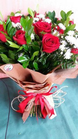 Rosas Vermelhas - Foto 2