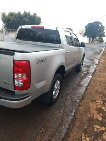 S10 Diesel Impecável vendo ou troco!!! - Foto 6