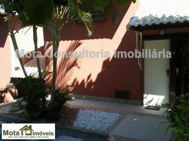 Iguaba Grande - Ótima Casa 2 Qts Escriturada com RGI - Condomínio Fechado - Foto 5