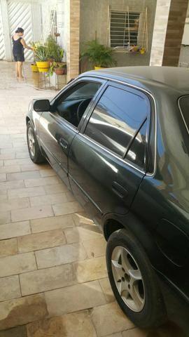 Corolla-xei brasil-1999-automatico-só 10.000,00 - Foto 2