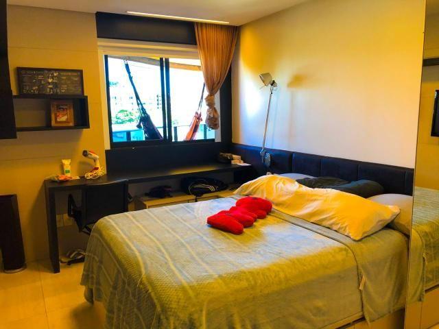 Lindo Apartamento na Ponta Verde com 180m em 3 suítes e 3 vagas - Foto 14