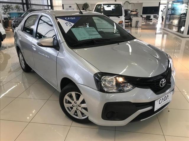 Toyota Etios 1.5 x Plus Sedan 16v - Foto 4
