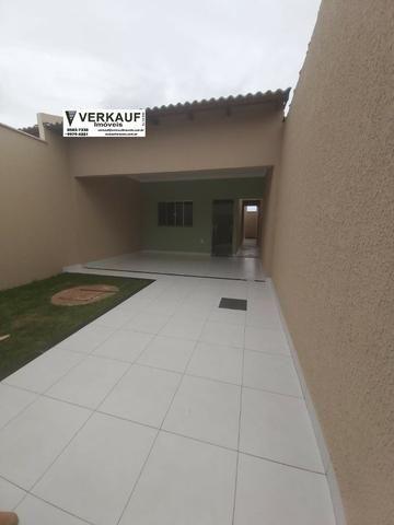 Casa 2 quartos - Res Santa Fé I - Goiânia / Go - Foto 9