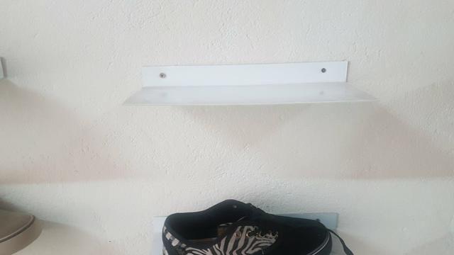Porta tênis de parede - Foto 2